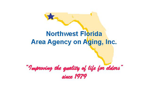 Northwest Florida Area Agency on Aging logo