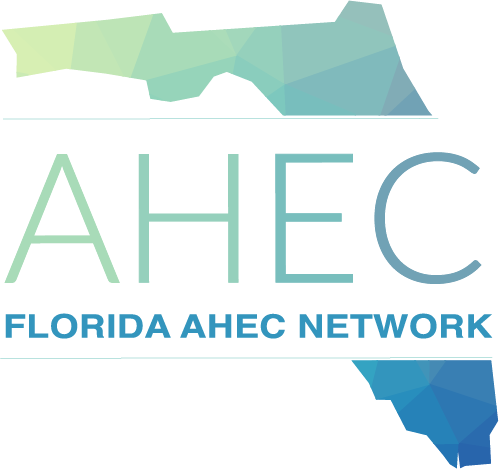 Florida Ahec network logo
