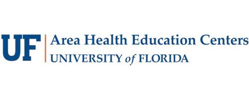 UF Area Health Education Centers logo